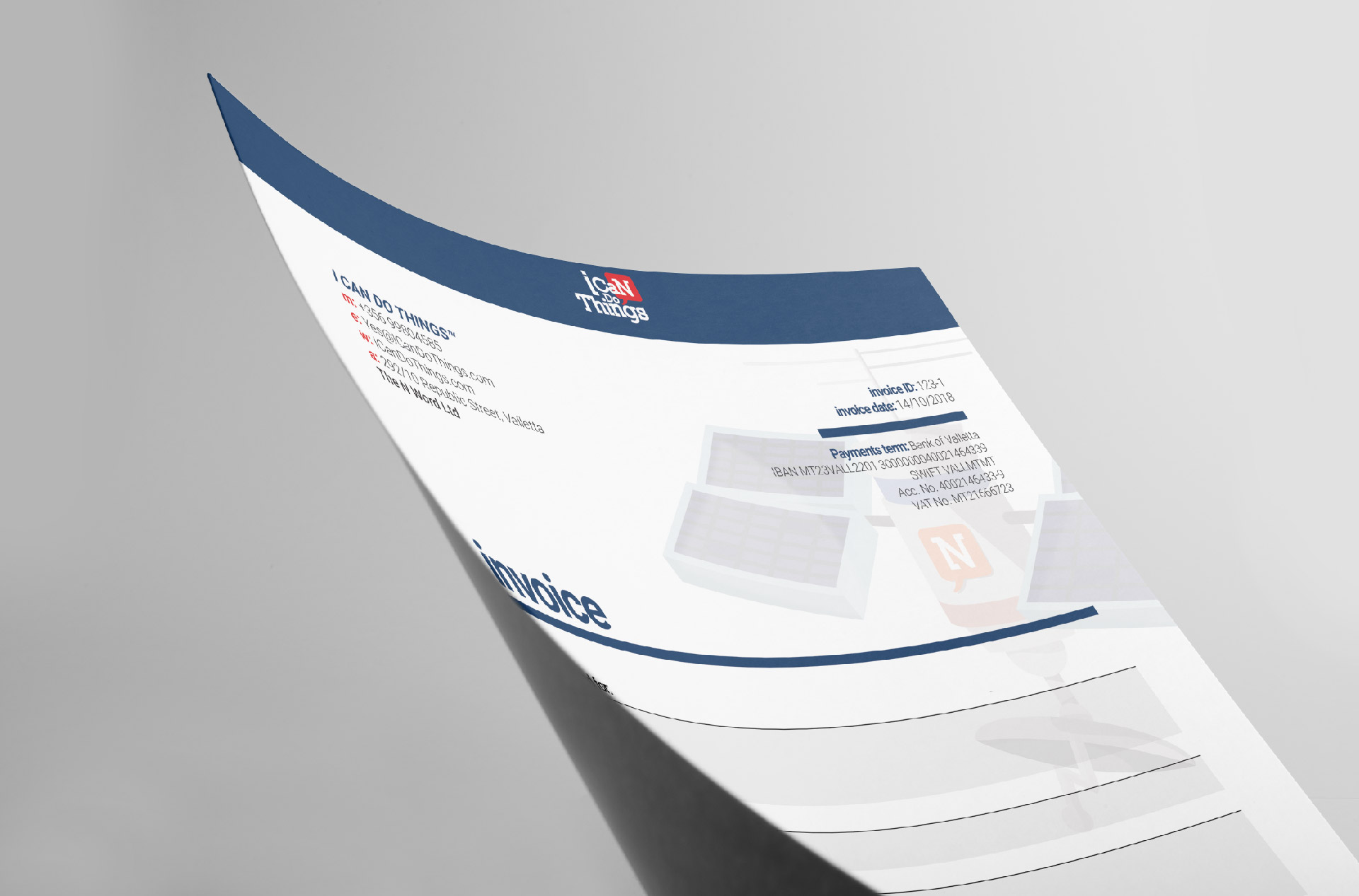 i can do things malta website design visual identity space moon general condition belgrade serbia jovan lakic