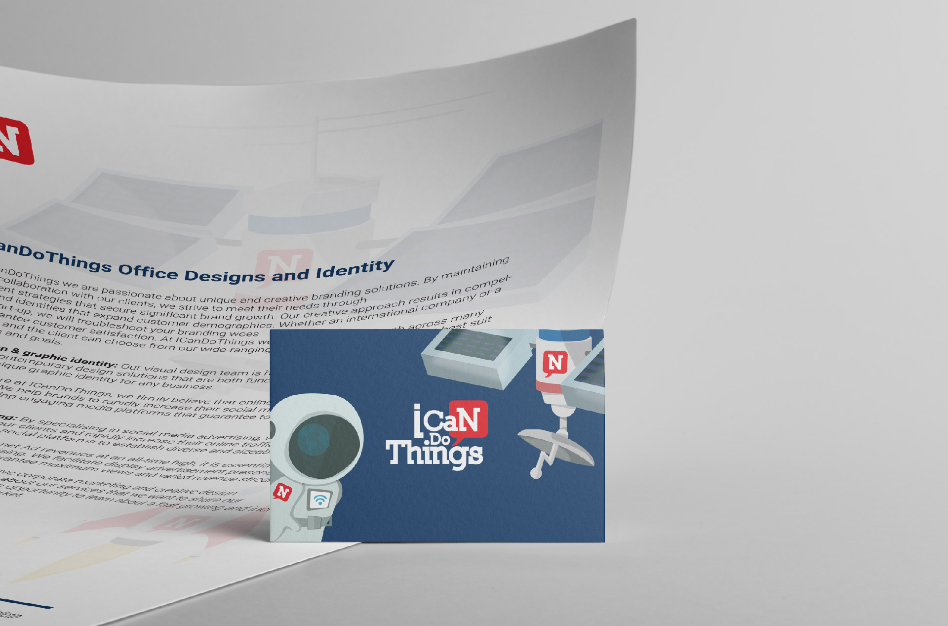 i can do things malta website design visual identity space moon general condition belgrade serbia jovan lakic